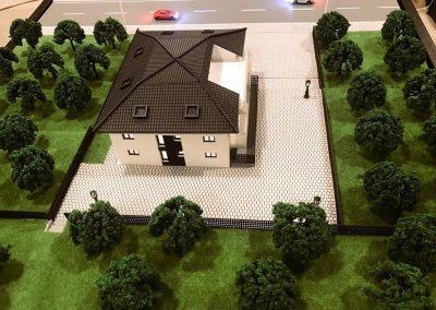 Architekturmodellbau 1