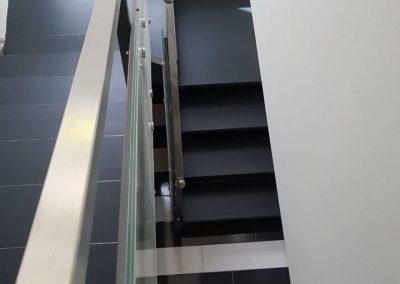 Treppe Maisonette Wohnung