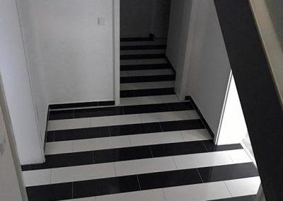 Untergeschoss Maisonette Wohnung