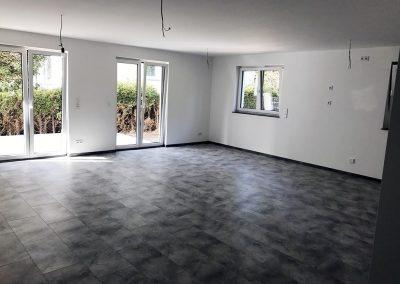 Wohnzimmer Maisonette Wohnung