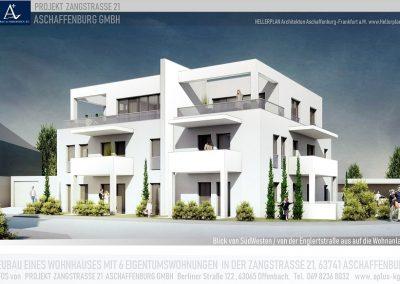 APLUS Bau Mehrfamilienhaus