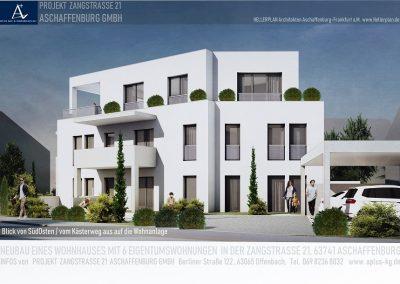 Wohnungen mit luxuriöser Ausstattung