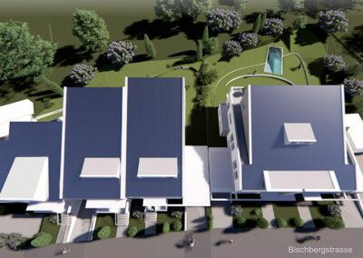 Bauprojekt Schweinheim 3D Objektbilder